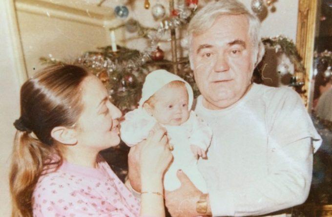 """Fiica lui Dem Rădulescu: """"Tata era atât de iubit, că ieșeam la plimbare noaptea, ziua era asaltat de admiratori"""""""