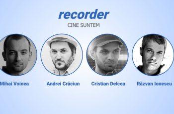 Povestea Recorder: cine suntem și ce ne propunem
