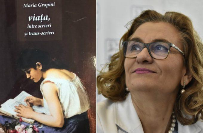 Maria Grapini a scris un roman de dragoste cu pasaje copiate de pe Wikipedia