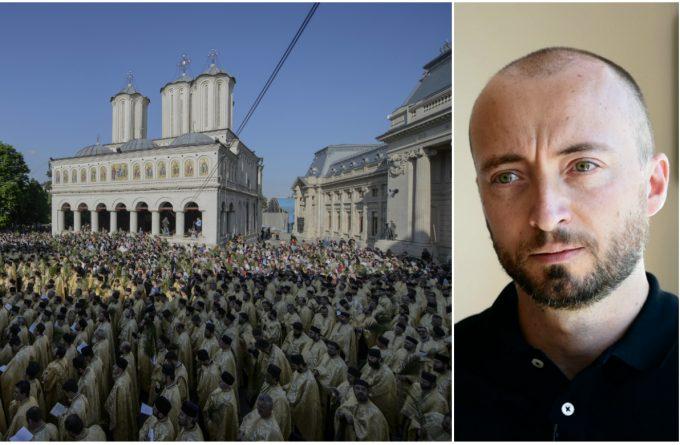 """Reacția Patriarhiei la predica lui Ilie Toader: """"E rezultatul unei crize personale. Aceste cazuri sunt extrem de rare"""""""