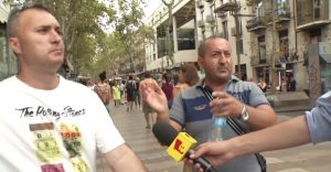 Eroii de la Barcelona. FOTO: Antena 1