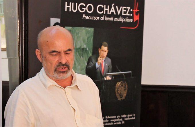 """""""Respingem orice amestec în treburile interne ale Venezuelei de către imperialismul american!"""""""