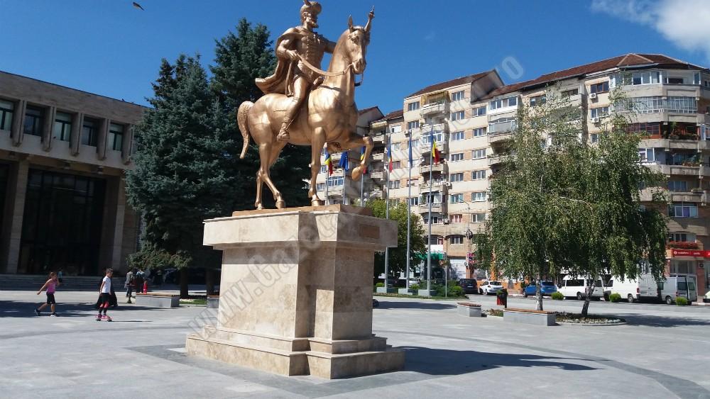 Mihai Viteazul azi. FOTO: Gazeta Dâmboviței