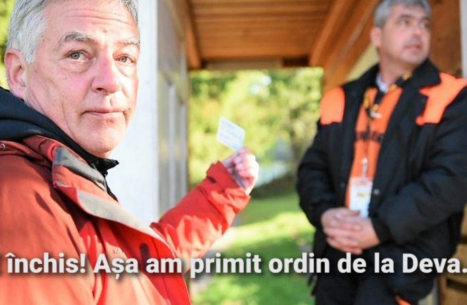 Cum și-a bătut joc statul român de reprezentantul UNESCO venit să evalueze patrimoniul de la Roșia Montană