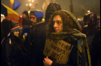 Protestul României unite