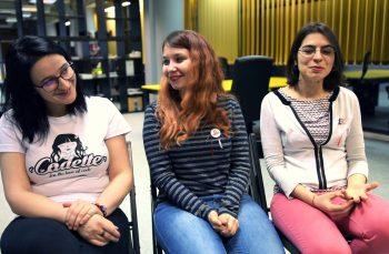 VIDEO Femeile schimbă regulile jocului în Tech