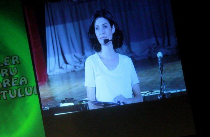 Primăria Capitalei cheltuie 430.000 de euro pe un spectacol de teatru cu Lavinia Șandru în distribuție