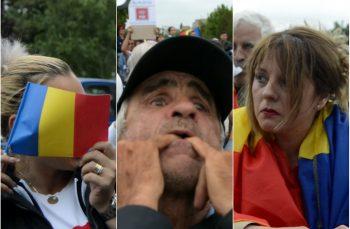 VIDEO. România în zece minute: ură, furie, rușine