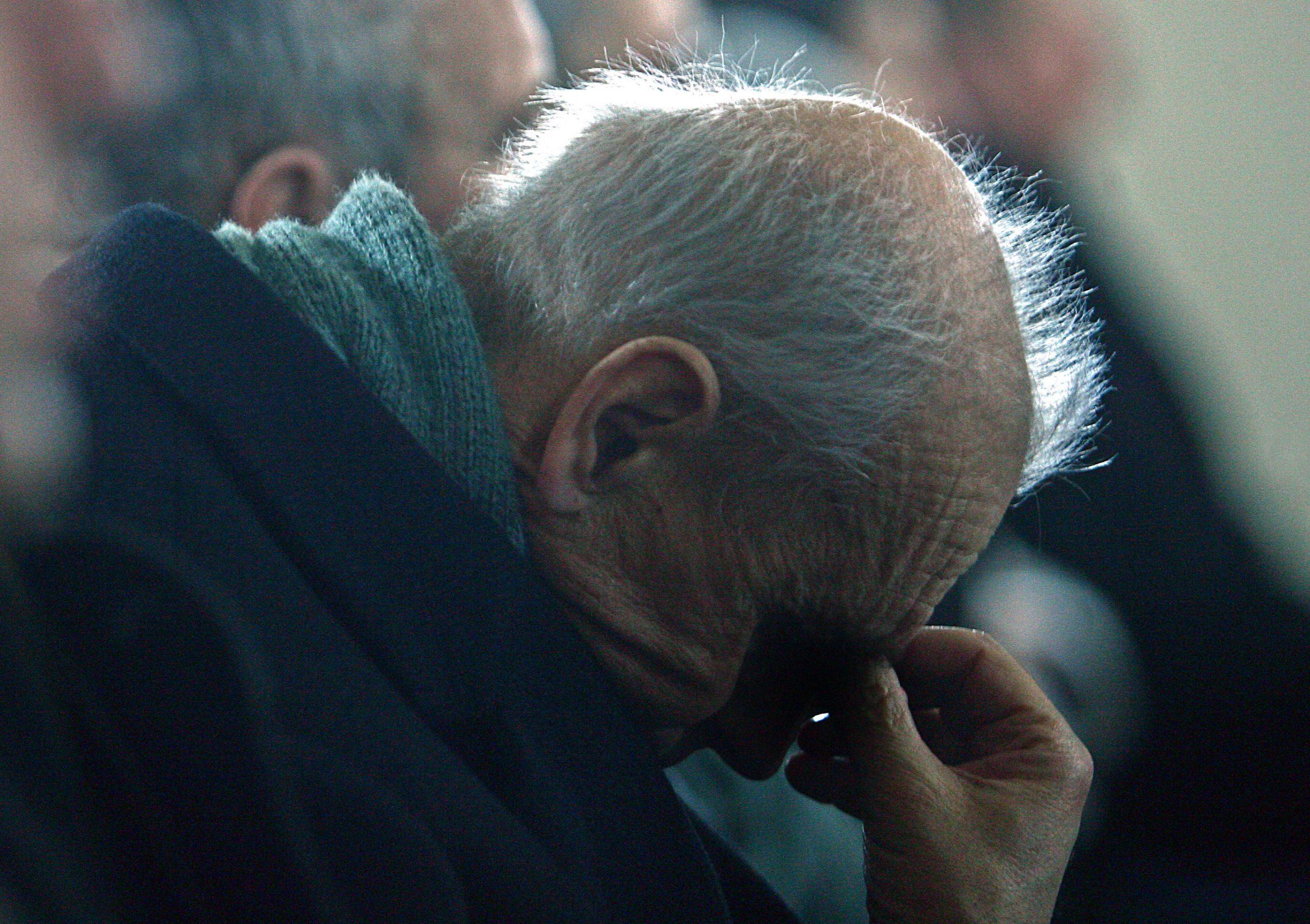 300.000 de români suferă de Alzheimer, iar statisticile arată că până în 2025 numărul lor s-ar putea tripla. FOTO: Mediafax/ Andreea Balaurea