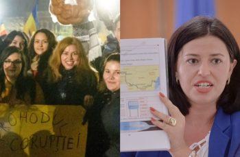Cine e femeia care răspunde de manualele elevilor din România: de la protestele #rezist la funcția oferită de PSD