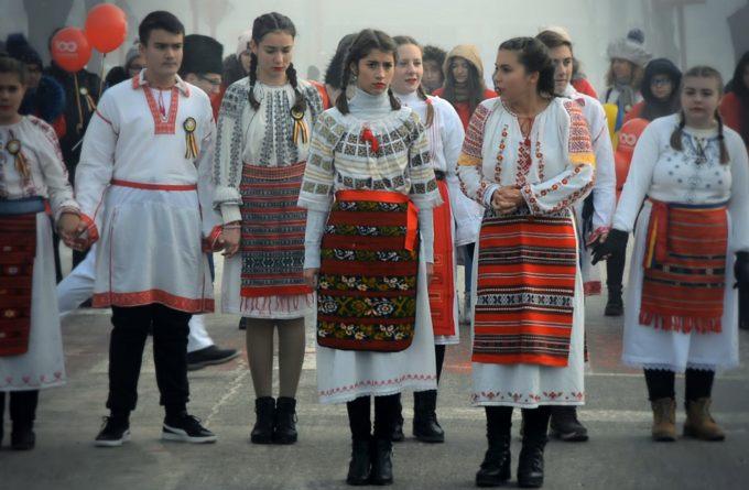 România. Portret la 100 de ani