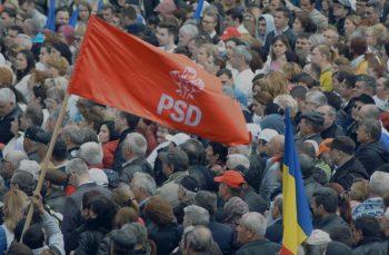 Mitingul PSD de la Craiova. Cât de puternic este un partid care se prăbușește