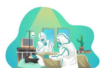 COVID-19. Mărturii de pe patul de spital