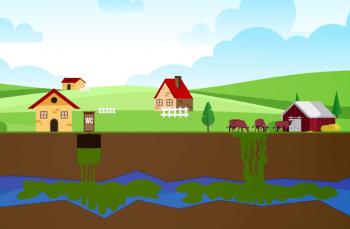 """De ce avem atât de multe rețele cu apă contaminată: """"În pânza freatică există depășiri la absolut tot"""""""
