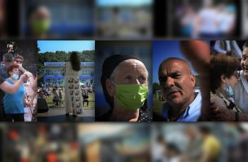 REPORTAJ VIDEO. Adio, pandemie! Bun venit, campanie electorală!