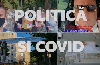 În timp ce directorul și angajații sunt în campanie pentru Olguța Vasilescu, un cămin de bătrâni din Craiova devine focar Covid