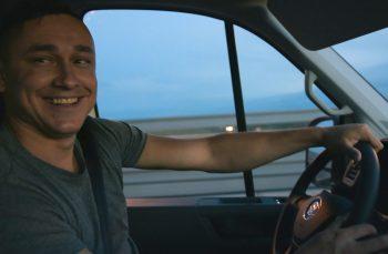 VIDEO. O zi din viaţa unui şofer de marfă