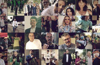 VIDEO Lupta pentru București: film de campanie în regia candidaților