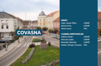 Candidații județului Covasna