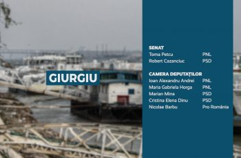 Candidații județului Giurgiu