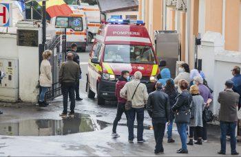 Cum se vede pandemia din unitățile de primiri urgențe