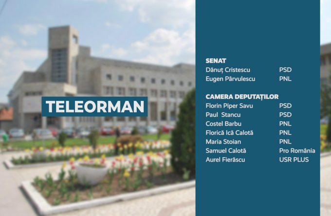 Candidații județului Teleorman