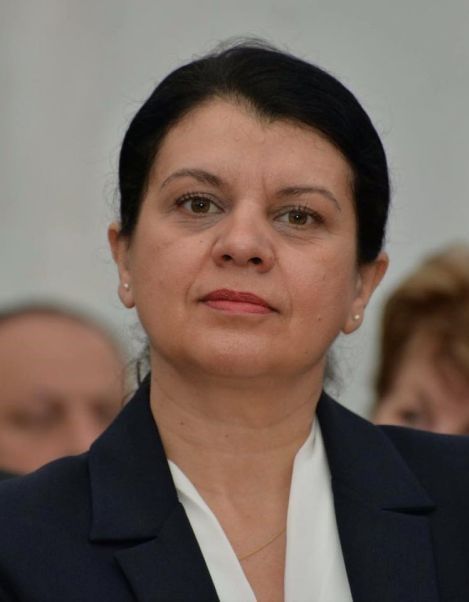 Vetuța Stănescu
