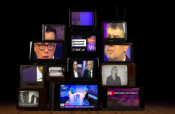 Cooperativa electorală partide-televiziuni. Sau cum se cumpără prime-time-ul