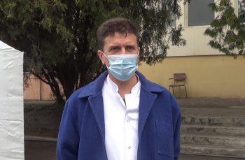 """Interviu cu șeful secției ATI de la Piatra-Neamț: """"Pacienții n-au avut nicio șansă. Focul s-a propagat în câteva minute"""""""
