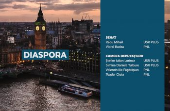 Candidații Diasporei