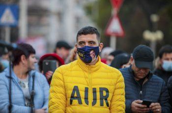 Cum a ajuns AUR a patra forță politică din România