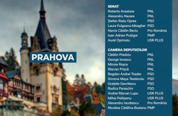 Candidații județului Prahova