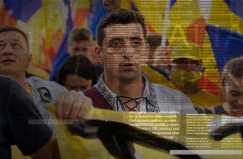 România spoită cu AUR