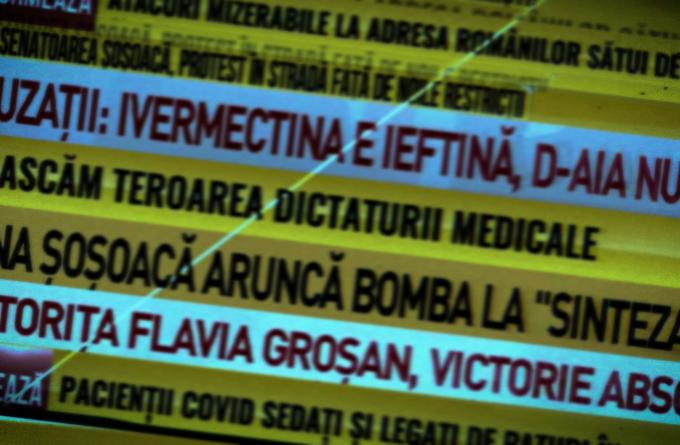 Etica jurnalistică în pandemie. Are presa oameni pe conștiință?