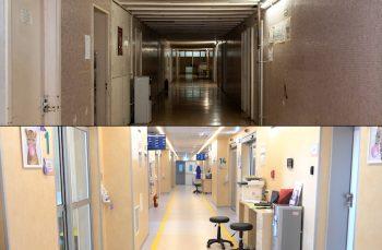 Lungul drum spre normalitate: resuscitarea unei secții de terapie intensivă pentru copii