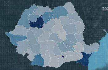Harta investițiilor locale din România