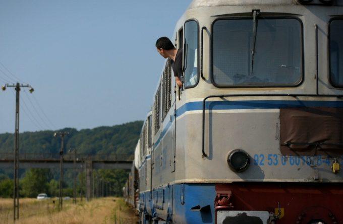 O zi din viața unui mecanic de locomotivă